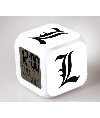 Reloj Digital Death Note L Cambia De Color
