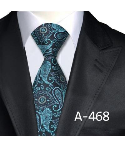 Corbata Azul, Gris Diseños Exclusivos