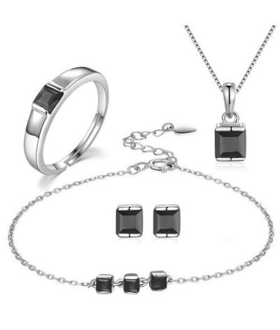 Set de plata elegancia